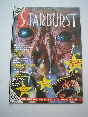 STARBURST magazine #101 January 1987