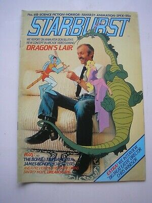 STARBURST magazine #68 April 1984