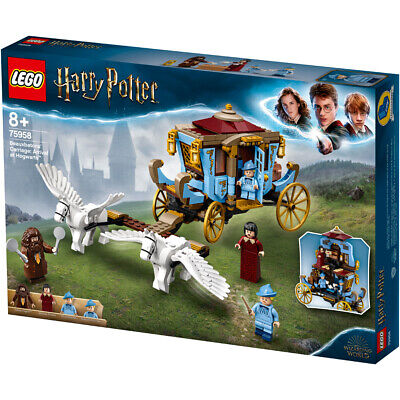 Lego Harry Potter Beauxbatons' Carriage: Arrival at Hogwarts Building Set -75958