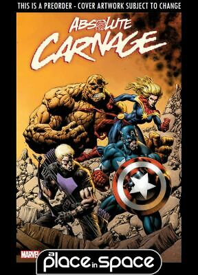 (Wk35) Absolute Carnage #2B - Connecting Variant - Preorder 28Th Aug