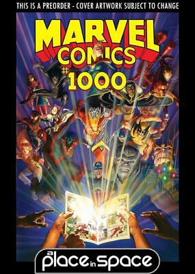 (Wk35) Marvel Comics #1000A - Preorder 28Th Aug