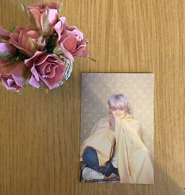 RM NAMJOON Official Postcard Photocard BTS Map Of The Soul Persona