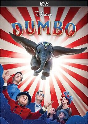 Dumbo 2019 DVD UK Compatible