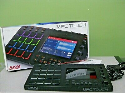 VERY NICE!! AKAI Professional MPC Touch Pad Music Production Controller