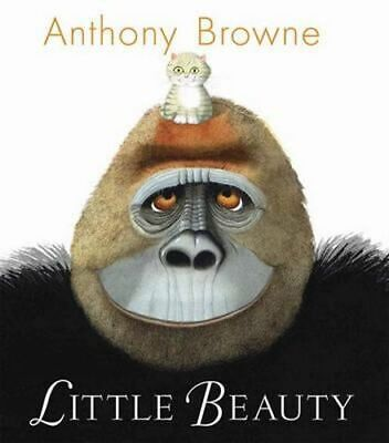 NEW Little Beauty By Anthony Browne Paperback Free Shipping