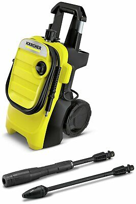 Karcher K4 110 Bar Compact Pressure Washer 40c 1800W