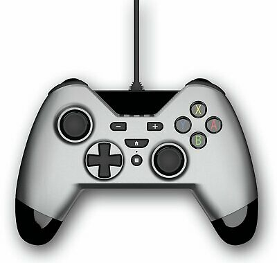 Gioteck WX-4 Wired Nintendo Switch Controller - Titanium
