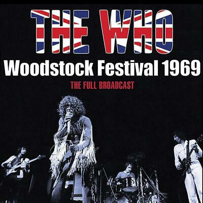 Who (The) - Woodstock Festival 1969