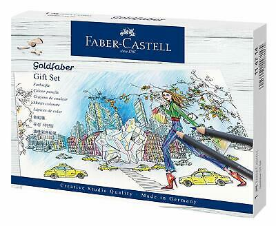 Faber-Castell Goldfaber Colour Pencil Gift Set