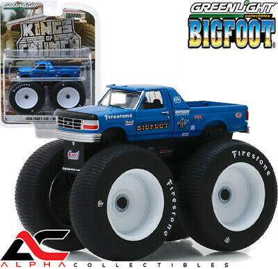 Greenlight 49040-E 1:64 1996 Ford F-250 Bigfoot #5 Monster Truck