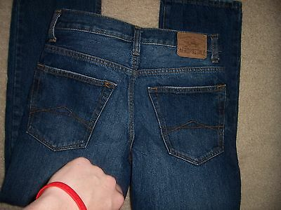 Aeropostale Boys/Mens 27 X 28 - Essex-Straight Leg Denim Jeans - Used