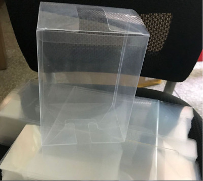 """10.20.50.100 pcs Funko POP PVC Box CLEAR PROTECTOR CASE PROTECTIVE COVER 40MM 4"""""""