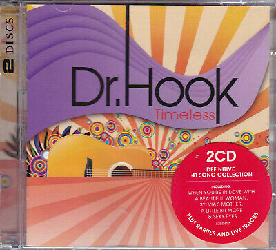 DR HOOK Timeless / Definitive 41 Song Collection CD  New SirH70