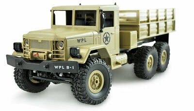 Amewi RC 1:16 U.S.Militaire Truck 6WD Sable, Rtr - 22357