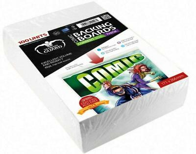 Ultimate Guard Comic Comic Backing Board Current Size - Thick SW