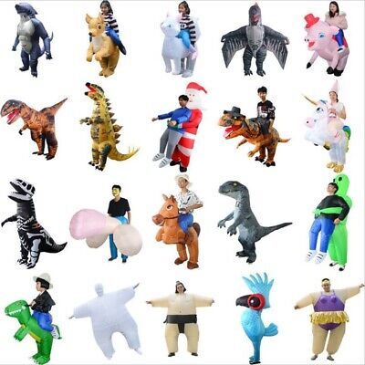 Mischief Halloween Props Adult Kids Inflatable Clothing Dressing Party Outfit LB