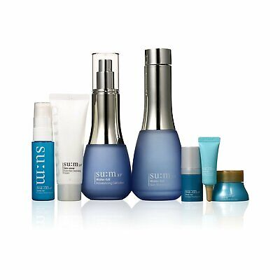 su:m37° Water Full Skin Refresher & Re-balancing Gel Lotion Special Set Corea