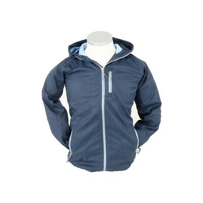 Killtec Pattia JR Kinder Softshelljacke blau