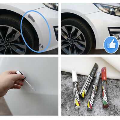 Newest Practical Pro Car Touchup Scratch Clear Remove Repair Paint Pen Tool