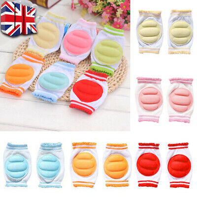 Baby Knee Pad Anti-slip Protector Elbow Cushion Crawling Toddlers Safety Toddler