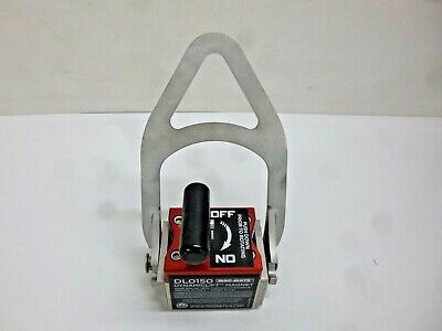 "NEW!! MAG-MATE DL0150 Lifting Magnet,9"" H,5"" L"