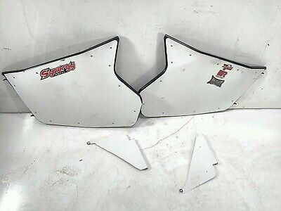 2014 Polaris RZR 1000 XP Left Right Door Frame Panels Set