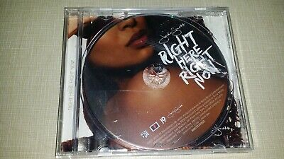 Right Here Right Now By Jordin Sparks Cd 2015 Louder Than Life  Music Album Song