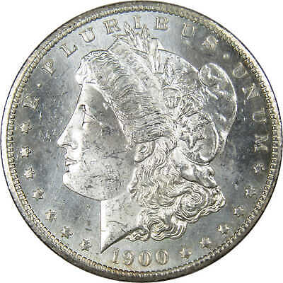 1900 O $1 Morgan Silver Dollar US Coin BU Uncirculated Mint State