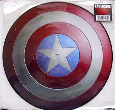 Alan Silvestri - Captain America: The First Avenger (Picture Disc)