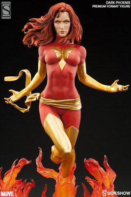 Sideshow X-Men Dark Phoenix Premium Format Figure Statue Exclusive ~Brand New~