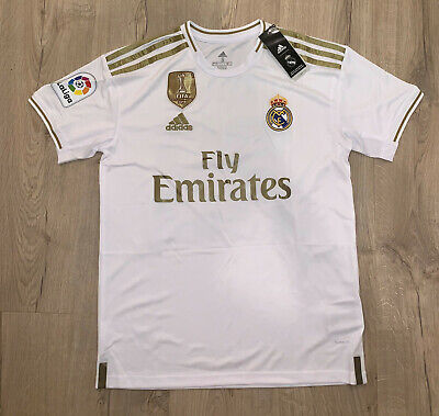 b1ba2a41c4 Maillot Hazard Real Madrid - 19/20 Domicile - Neuf Taille S - LIVRAISON 72H