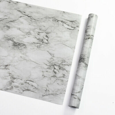 10Mx45CM Self Adhesive Wall Granite Marble Effect Contact Sticker Paper Roll UK