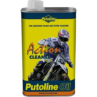 Putoline Foam Air Filter Cleaner Motocross Mx Enduro Bike Maintenance 1L