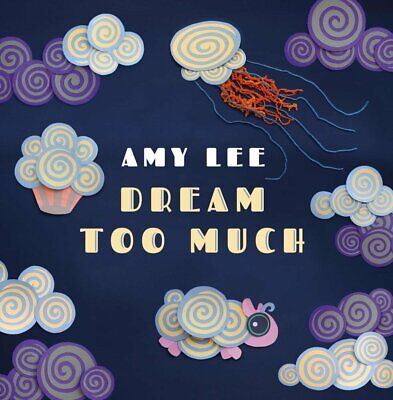 EVANESCENCE AMY LEE Dream Too Much CD NEW CD !!!SEALED!!!