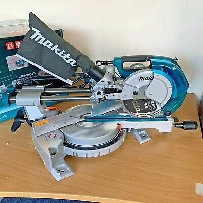 MAKITA LS0815FL 240v Slide compound mitre saw 216mm blade *BOXED*