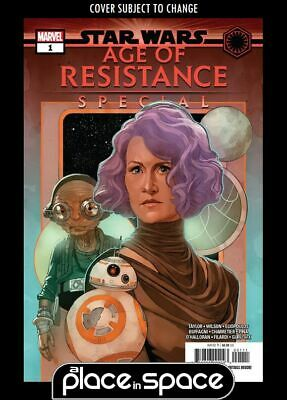 Star Wars Age Of Resistance General Hux # 1 Puzzle Variant NM Ships Aug 28th