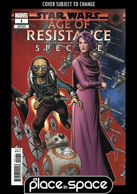 Star Wars: Age Of Resistance Special #1C - Puzzle Variant (Wk31)