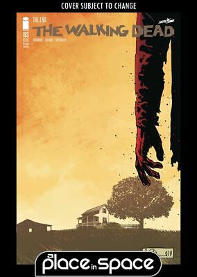 The Walking Dead #193 - 2Nd Printing (Wk31)