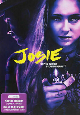 Josie (DVD) Sophie Turner  LIKE NEW DISC AND COVER ART - NO CASE