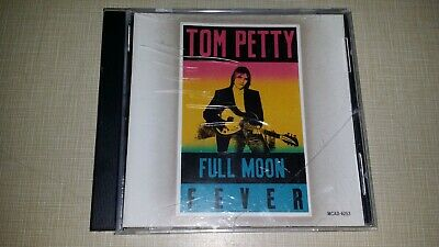 Full Moon Fever By Tom Petty Cd 1998 Mca Records Music Album Songs 12 Track Disc