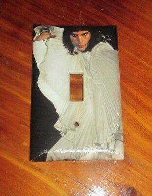 FREDDIE MERCURY of QUEEN GLAM ROCK LEGEND Light Switch Cover Plate #3