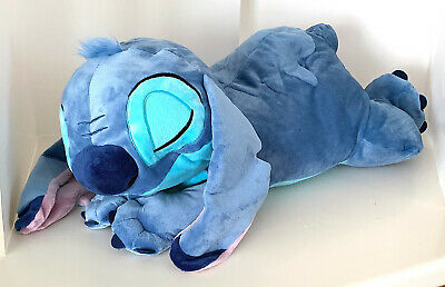 Disney Parks Dream Friends Sleeping Baby Stitch 18 inch Plush Doll