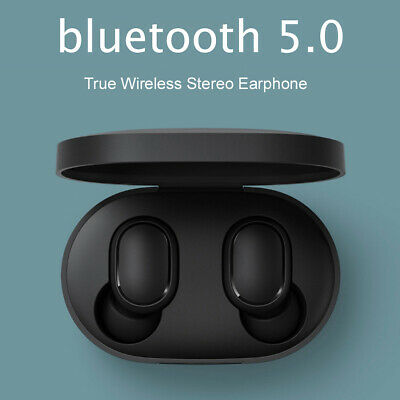 Xiaomi Redmi Airdots Bluetooth 5.0 TWS Headset Earphone Headphone Stereo Earbuds