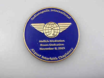 DETROIT METEO AIRPORT Police Challenge Coin (DTW) - $15 00