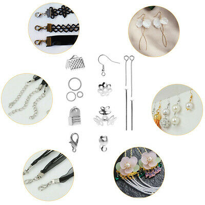 Wire Jewelry Making Starter Findings Supplies Sterling Repair Tool Craft 2019 AU
