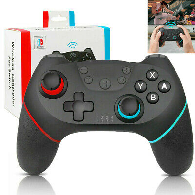 Bluetooth Wireless Gamepad Joystick Pro Controller Fit Nintendo Switch UK Funy
