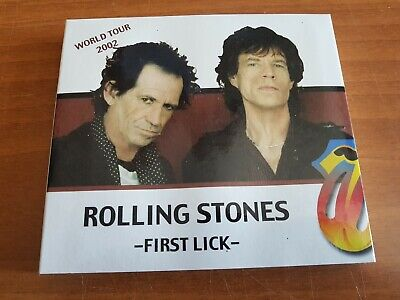 THE ROLLING STONES - first lick    -  2 x CD  -