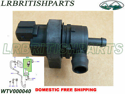 LAND ROVER FUEL VALVE VAPOUR PURGE VALVE RANGE ROVER 03-05 VEMO NEW WTV000040