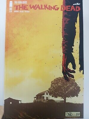 The Walking Dead #193 First print , Bagged And Boarded Near Mint