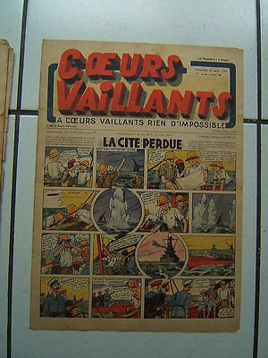 Hearts Valiant/ 1941/ Part Numbers 35